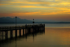 Chiemsee #7 Royalty Free Stock Photo