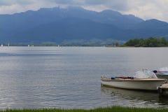 Chiemsee Lake, Bavaria, Germany Royalty Free Stock Photos