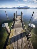 Chiemsee lake Stock Photos