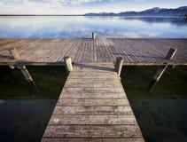 Chiemsee lake Stock Photo
