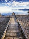 Chiemsee lake Royalty Free Stock Image