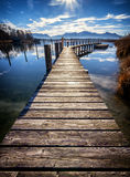 Chiemsee lake Royalty Free Stock Image