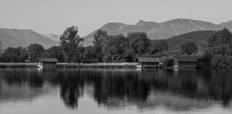 Chiemsee Stock Photography