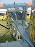 Chien de gibier à plumes admirablement reconstitué de Cessna L-19 d'armée de WWII photos stock