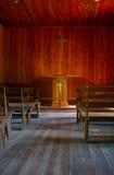 In chiesa Fotografia Stock Libera da Diritti