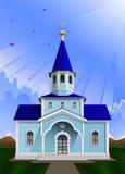 Chiesa illustrazione vettoriale
