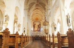 Chiesa Fotografie Stock Libere da Diritti