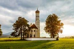 Chiesa fotografie stock