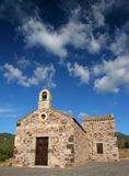 Chiesa. A church where to pray in peace Royalty Free Stock Photos