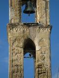 Chiesa abbandonata Cipro Fotografia Stock