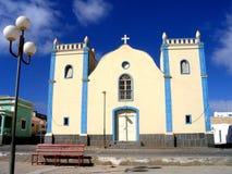 Chiesa africana Fotografie Stock Libere da Diritti