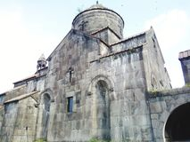 Chiesa Akhpat Fotografie Stock