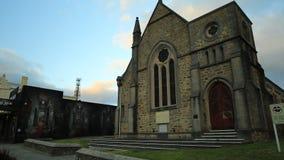Chiesa a Albany Australia stock footage