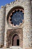 Chiesa alla La Nueva di Calatrava Immagine Stock