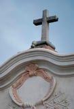 Chiesa Alta Gracia delle gesuite Immagine Stock Libera da Diritti