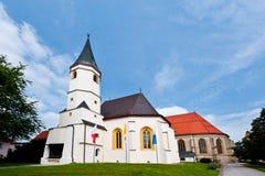 Chiesa in Altotting Fotografia Stock