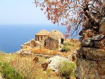 chiesa antica Fotografie Stock