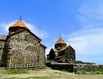Chiesa antica Immagine Stock Libera da Diritti