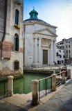 Chiesa antica Immagini Stock Libere da Diritti