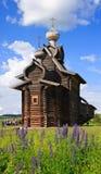 Chiesa antica di trasfigurazione Fotografia Stock Libera da Diritti