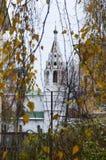 Chiesa antica in Yaroslavl, Russia Fotografia Stock