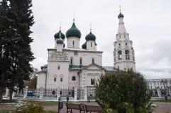 Chiesa antica in Yaroslavl, Russia Immagini Stock
