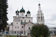 Chiesa antica in Yaroslavl, Russia Fotografie Stock