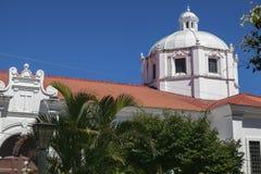 Chiesa in Apaneca, El Salvador Immagini Stock Libere da Diritti