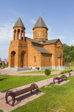 Chiesa armena Fotografia Stock Libera da Diritti