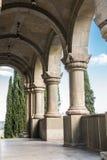 Chiesa armena della st Ripsime in Jalta Immagine Stock