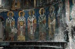 Chiesa Armenia di Haghpat Fotografie Stock