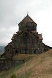 Chiesa Armenia di Haghpat Immagine Stock