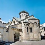 Chiesa arminiana a Lviv fotografia stock libera da diritti