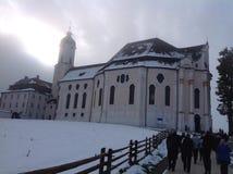 Chiesa austriaca Fotografia Stock