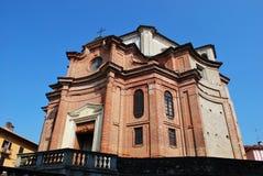 Chiesa barrocco Fotografia Stock