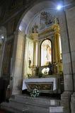 Chiesa barrocco a Oporto Immagine Stock Libera da Diritti