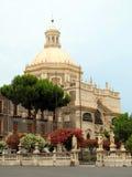 Chiesa barrocco siciliana Fotografie Stock