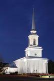 Chiesa battista Immagine Stock Libera da Diritti