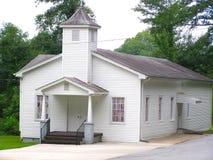 Chiesa battista 2 di Eastatoe Immagini Stock Libere da Diritti