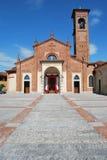 Chiesa bella Fotografie Stock
