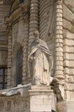 Chiesa benedetta della Mary di Virgin in Dubrovitsy. Fotografie Stock Libere da Diritti