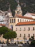 Chiesa Benedetto santo di Amalfi Immagine Stock