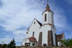 Chiesa in Bielorussia Fotografia Stock
