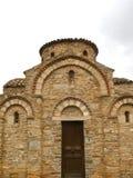 Chiesa bizantino del Panagia in Fodele Immagine Stock Libera da Diritti