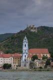 Chiesa blu Krems Fotografie Stock