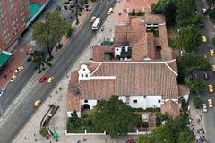 Chiesa Bogota Colombia di San Diego Fotografia Stock