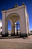 Chiesa Bolivia fotografia stock libera da diritti