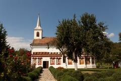 Chiesa Brancoveanu Fotografie Stock