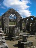 Chiesa in Bretagna Fotografie Stock