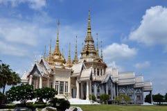 Chiesa buddista Immagini Stock Libere da Diritti